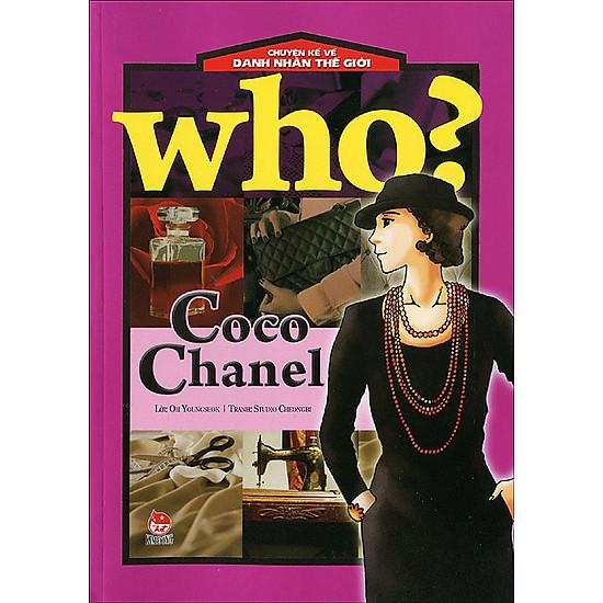 [Download Sách] Chuyện Kể Về Danh Nhân Thế Giới - Coco Chanel
