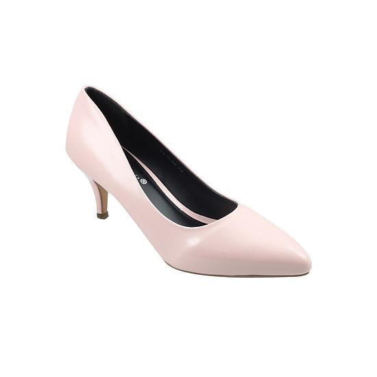 Giày Cao Gót 6cm Mũi Nhọn G Alanti G15-077-172-H - Hồng