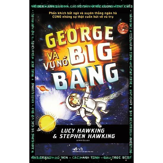 Download sách George Và Vụ Nổ Big Bang