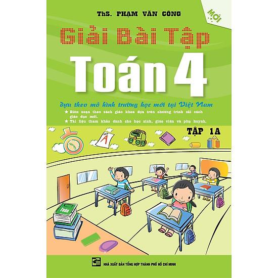 Giải Bài Tập Toán Lớp 4 (Tập 1A)