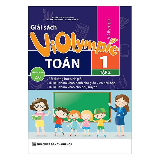Giải Sách Violympic Toán Lớp 1 - Tập 2