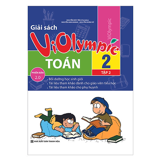 Giải Sách Violympic Toán 2 - Tập 2 (Phiên bản 2.0)