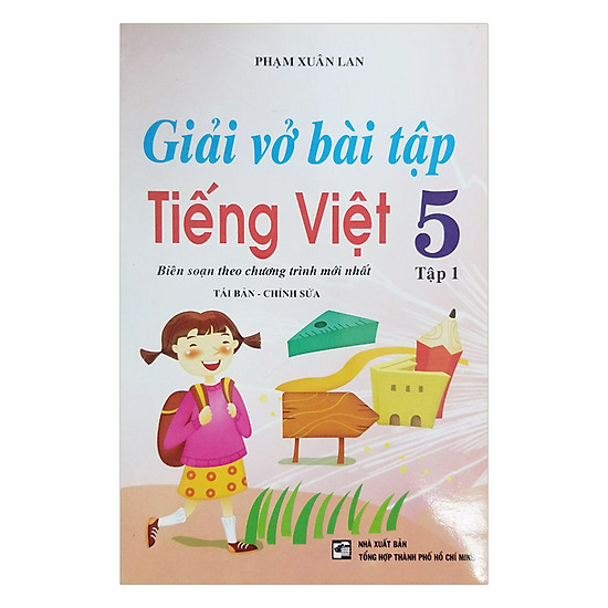 Giải Vở Bài Tập Tiếng Việt Lớp 5 - Tập 1