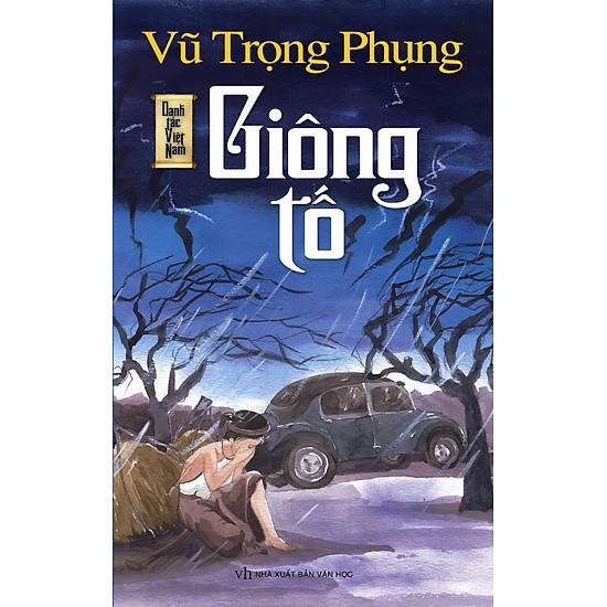 Danh Tác Việt Nam – Giông Tố