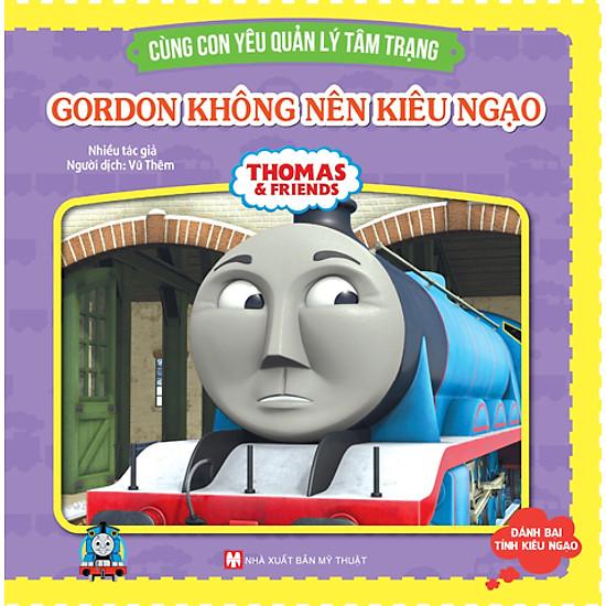 Thomas & Friends - Gordon Không Nên Kiêu Ngạo