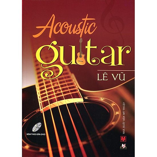 Acoustic Guitar (Kèm DVD) - EBOOK/PDF/PRC/EPUB