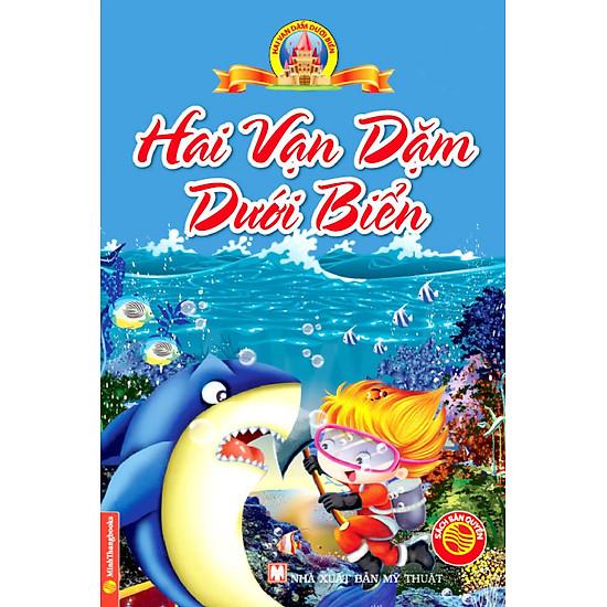 Download sách Hai Vạn Dặm Dưới Biển