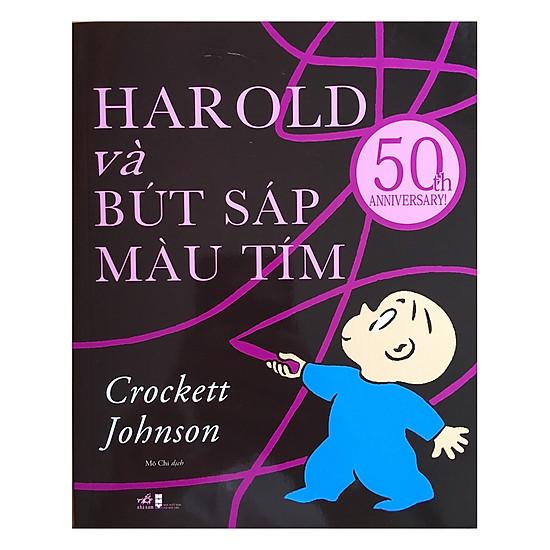 [Download Sách] Harold Và Bút Sáp Màu Tím