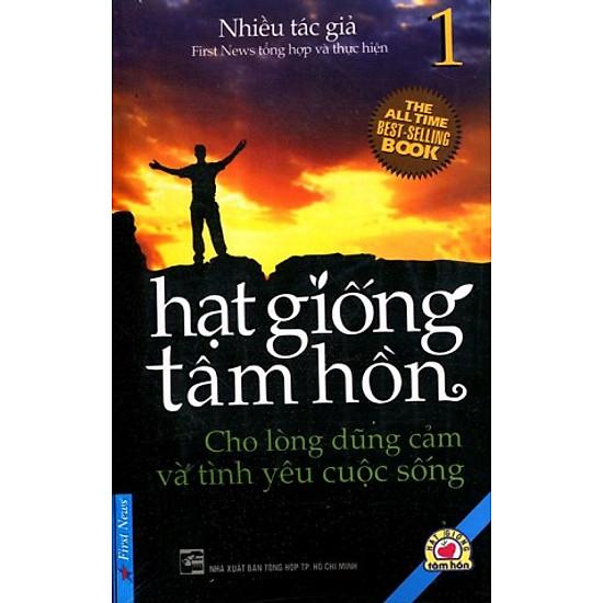 [Download sách] Hạt Giống Tâm Hồn - Tập 1 (Tặng Kèm CD)
