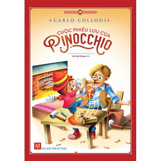 Cuộc Phiêu Lưu Của Pinocchio (Tái Bản 2016)