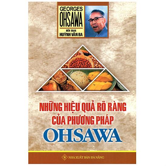 [Download Sách] Những Hiệu Quả Rõ Ràng Của Phương Pháp Ohsawa