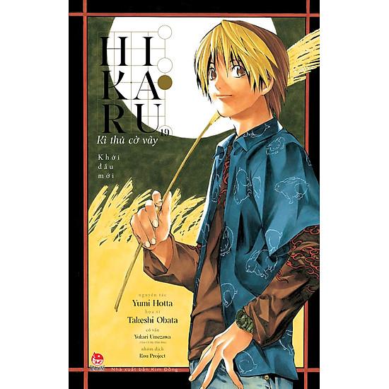 Hikaru Kì Thủ Cờ Vây (Tập 19)