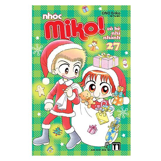 Nhóc Miko! Cô Bé Nhí Nhảnh (Tập 27)