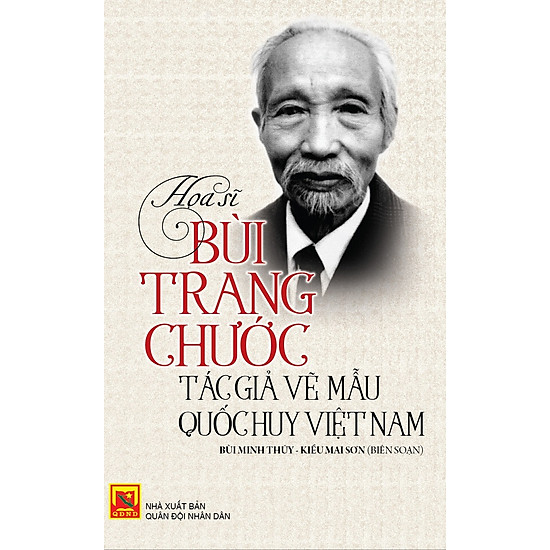 Họa Sĩ Bùi Trang Chước – Tác Giả Vẽ Mẫu Quốc Huy Việt Nam
