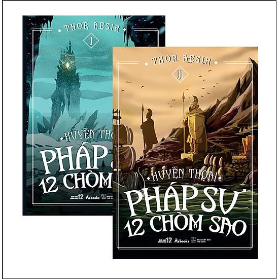 [Download Sách] Huyền Thoại Pháp Sư 12 Chòm Sao (Trọn Bộ 2 Tập)