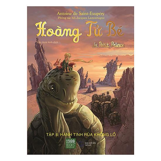 Hoàng Tử Bé - Tập 8: Hành Tinh Rùa Khổng Lồ