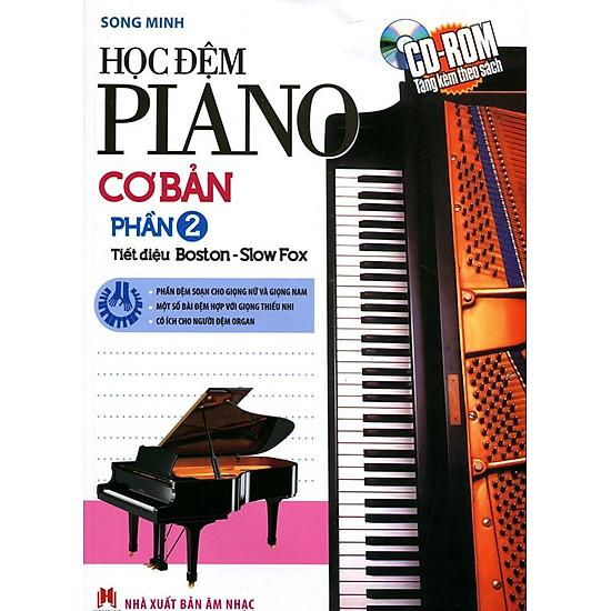 Học Đệm Piano Cơ Bản – Phần 2 (Kèm CD)