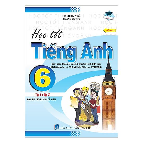 [Download Sách] Học Tốt Tiếng AnhLớp 6