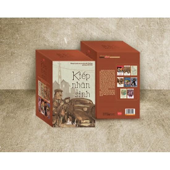 [Download Sách] Boxset: Kiếp Nhân Sinh (Trọn Bộ 8 Quyển)