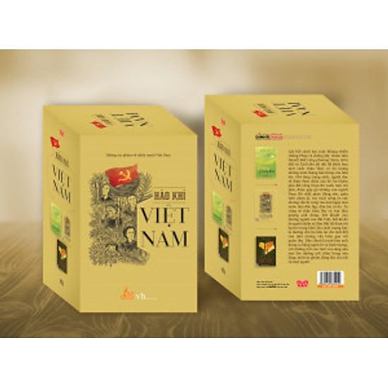 Hộp Sách: Hào Khí Việt Nam