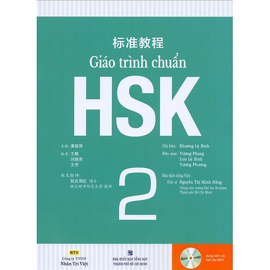 Giáo Trình Chuẩn HSK 2 – Bài Học (Kèm 1 Đĩa MP3)
