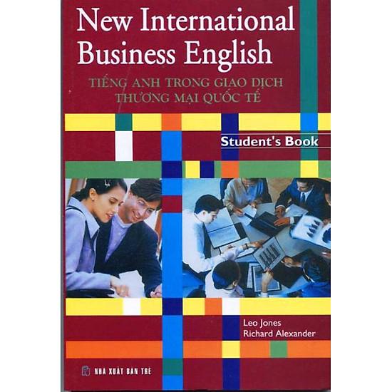 Tiếng Anh Trong Giao Dịch Thương Mại Quốc Tế