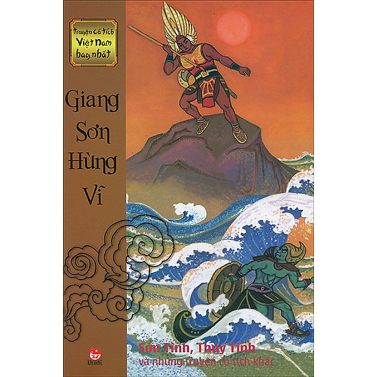 [Download Sách] Truyện Cổ Tích Việt Nam Hay Nhất - Giang Sơn Hùng Vĩ