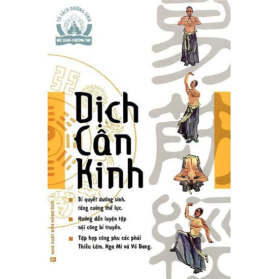 [Download Sách] Dịch Cân Kinh