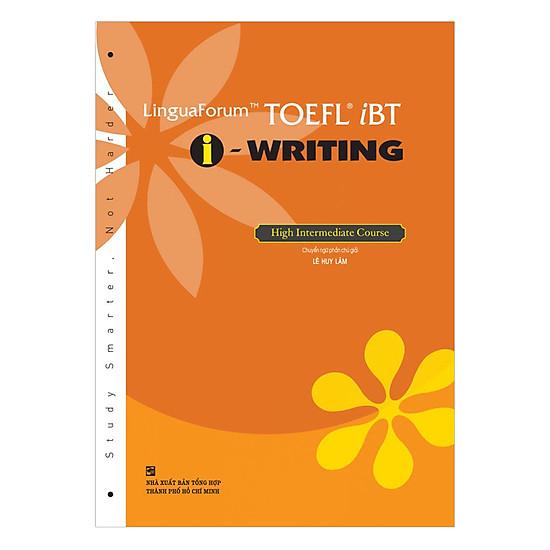 TOEFL iBT I-Writing (Không Kèm CD)