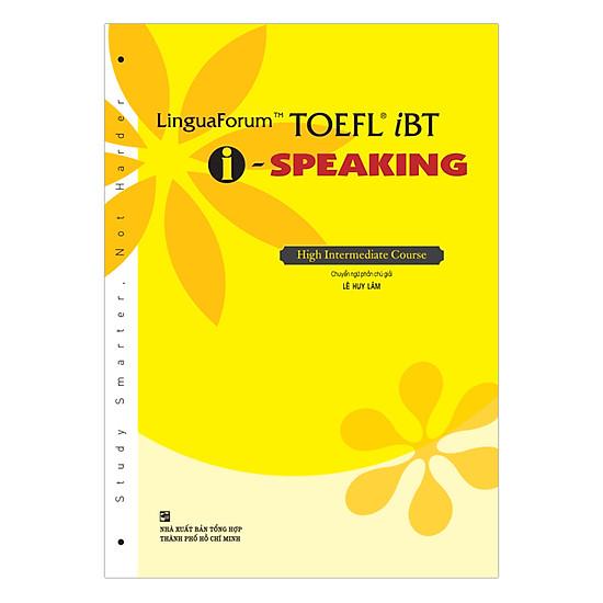 TOEFL iBT I-Speaking