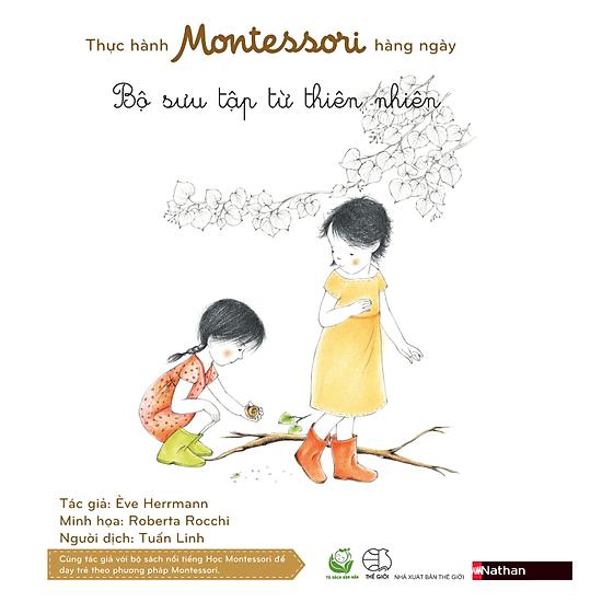 Thực Hành Montessori Hàng Ngày – Bộ Sưu Tập Từ Thiên Nhiên