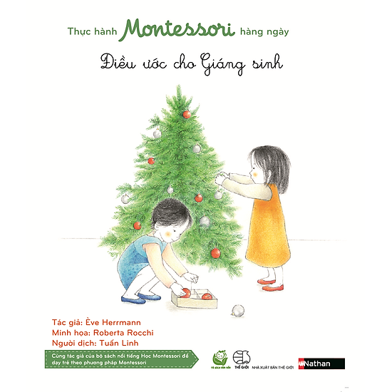 Thực Hành Montessori Hàng Ngày – Điều Ước Cho Giáng Sinh