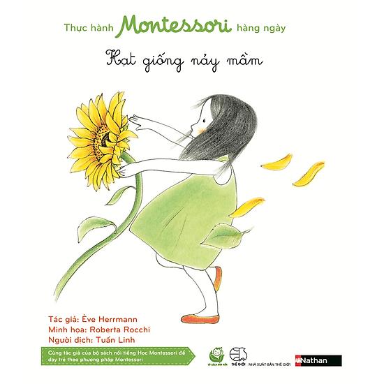 Thực Hành Montessori Hàng Ngày – Hạt Giống Nảy Mầm