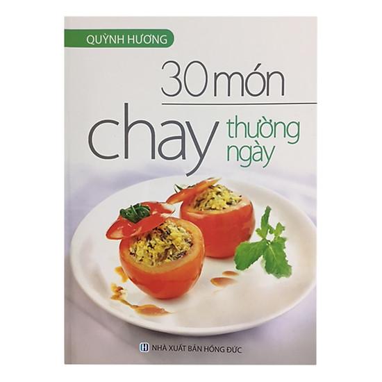 30 Món Chay Thường Ngày