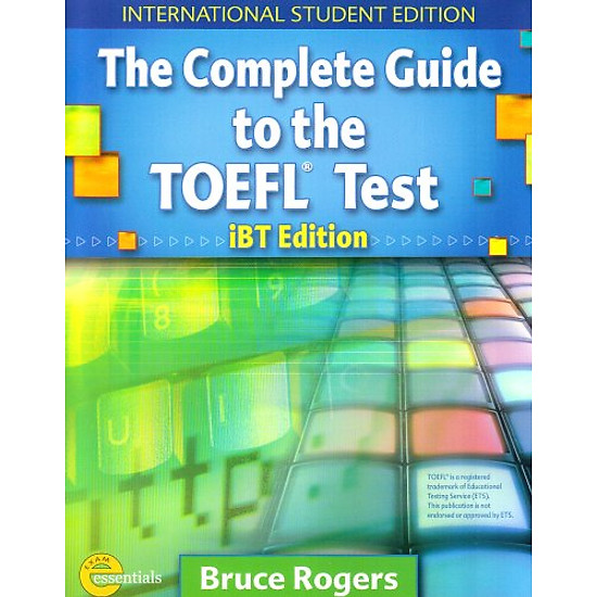 Complete Guide to TOEFL Test: Text and CD Package