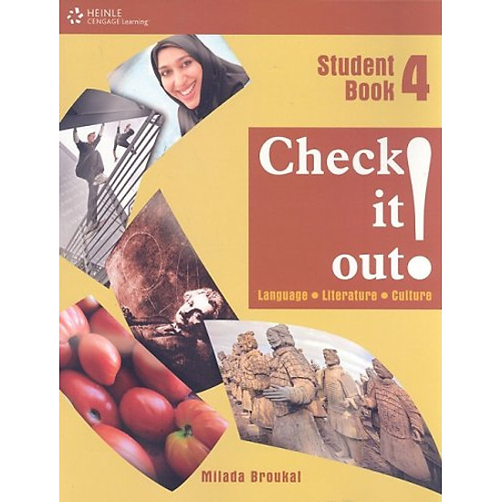 [Download Sách] Check it out! Student Book 4 (Check It Out! (Thomson Heinle))