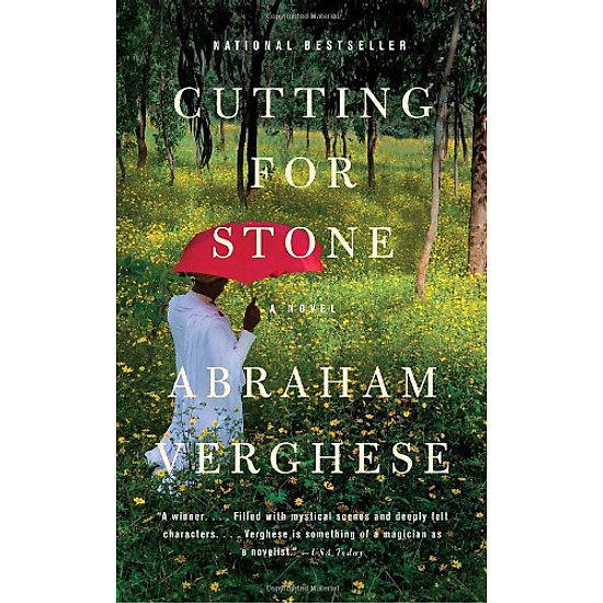 [Download Sách] Cutting for Stone (Vintage)