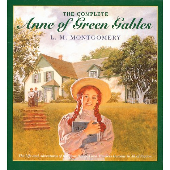 [Download Sách] The Complete Anne of Green Gables Boxed Set (Anne of Green Gables, Anne of Avonlea, Anne of the Island, Anne of Windy Poplars, Anne's House of Dreams, ... Rainbow Valley, Rilla of Ingleside)