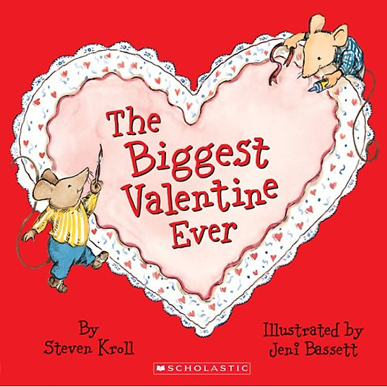 [Download Sách] The Biggest Valentine Ever