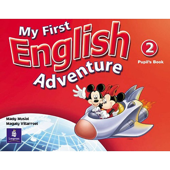 My First English Adventure 2 Pupil's Book: 2 (English Adventure)