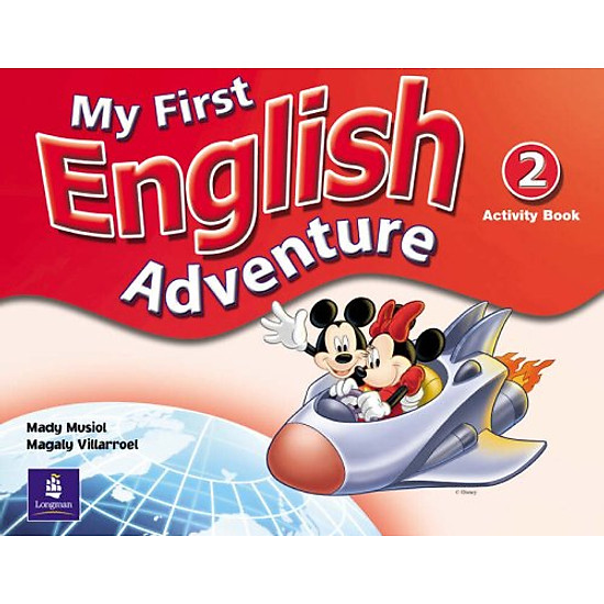 [Download Sách] My First English Adventure 2 Activity Book (English Adventure)