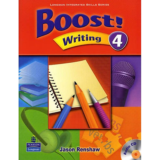Boost! Writing: Student Book Level 4