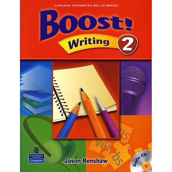 Download sách Boost! Writing: Student Book Level 2