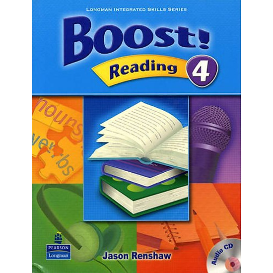 Boost! Reading: Student Book Level 4