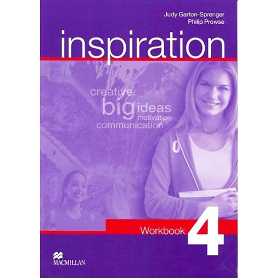[Download sách] Inspiration - Activity Book: Level 4