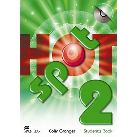 Hot Spot 2 Student Book CD