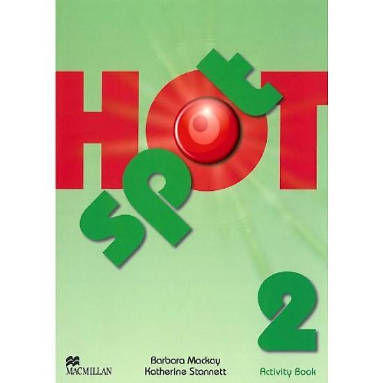 Hot Spot 2: Activity Book