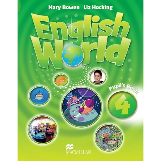 [Download sách] English World 4, Student Book