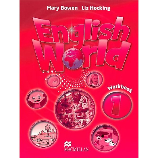 [Download sách] English World 1, Work Book