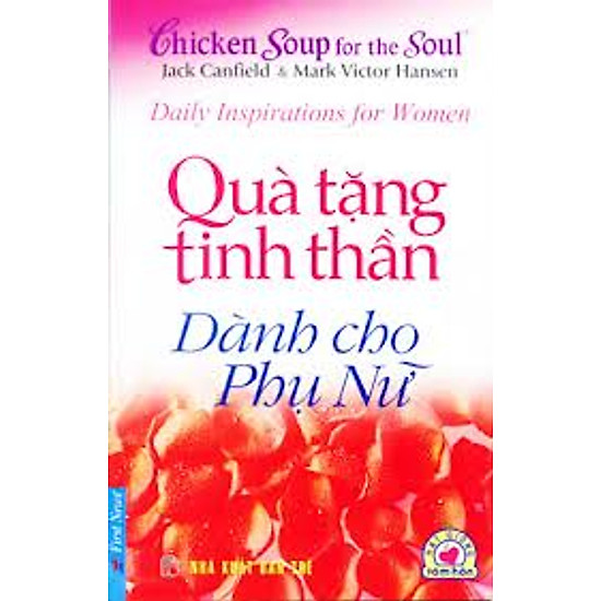 [Download Sách] Hạt Giống Tâm Hồn - Quà Tặng Tinh Thần Dành Cho Phụ Nữ